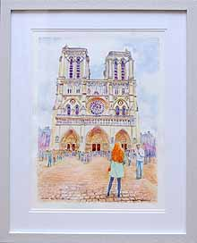 Galway Girl, Notre Dame