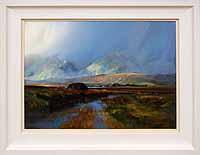 Inagh Valley sunburst