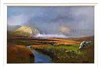 Ground Mist Rising, Maam Valley