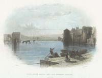 King John's Castle And Old Thomond