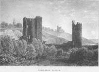 Torleckan Castle