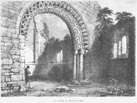 Interior of Moaninchi