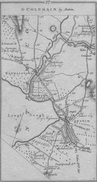 To Colerain by Antrim