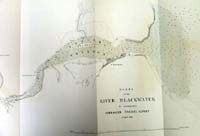BLACKWATER, chart of the River, to