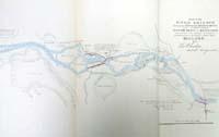 PORTUMNA (Lough Derg), map of the R