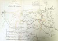 NORTH WALES, diagram map of the pri