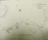 ROSSMORE RIVER, Plan of, from Lough