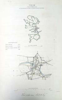 TRIM from the ordnance Survey