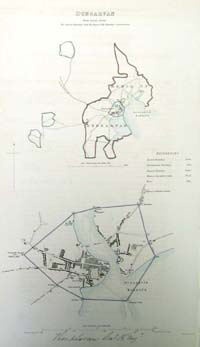 DUNGARVAN from local survey. 1837