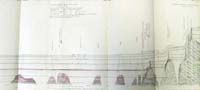 RIVER SHANNON, Diagram section of t