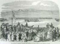 The countess of Kimberley presentin
