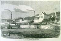 The armstrong gun works, Newcastle-