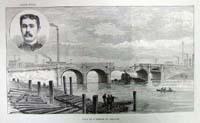 Fall Of A Bridge At Belfast