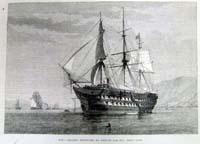 H.M.S Gibraltar