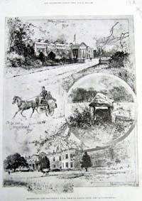 MountStewart, Lord LondonDerry's Ho