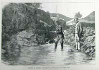 Sketches in Braemar: Fly-fishing on