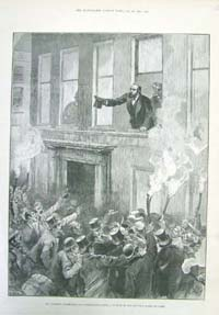 Re-election Of Mr Parnell As Leader