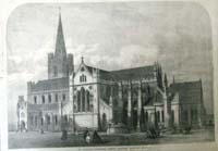 St. Patrick's cathedral, Dublin, re