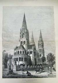 Cork Cathedral by S. Read