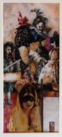Spanish Carnival, Homage to Goya