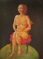 Boudoir Nude I