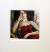 Red Wine, Red Dress