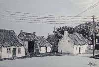 Garra� Glas (Claddagh Cottages)