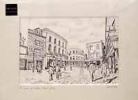 Corner of William Street, Galway (sm)