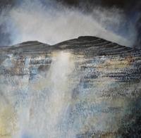 Burren Lowering Sky