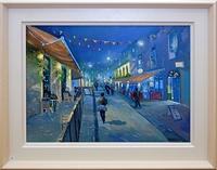 Night on Quay Street