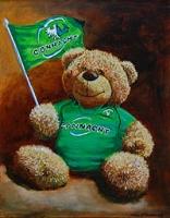 Connacht Teddybear