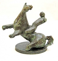Fallen Horse & Rider