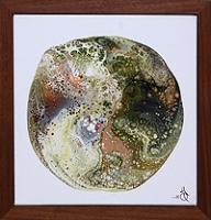 Acrylic Pour II
