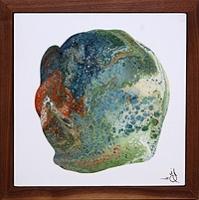 Acrylic Pour IV