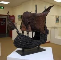 Flight of the Earls Ship