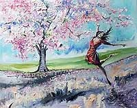 The Dance of the Cherry Trees