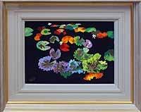 Waterlily Symphony (Mosaic)