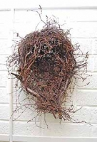 Outsize Nest, Birch Twigs and Old Heather Stems, JH19014B