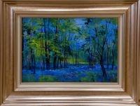 Evening Bluebells in Riverrun