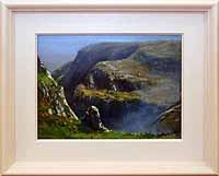 Cliffs of Annacuna, Gleniff Horseshoe, Sligo