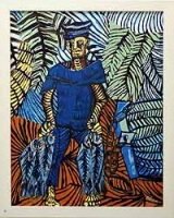 Cuban Fisherman