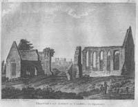Cashel - Franciscan Abbey in Cashel