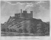 Cashel Cathedral and Rocj