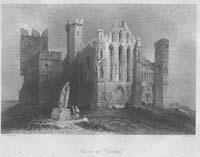 Ruins at Cashel