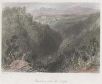 Powerscourt from the Dargle