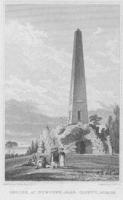 Obelisk, at Newtown-Park