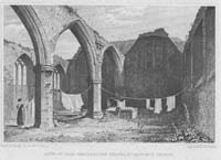 Ruins Of Lord Portlester's Chapel