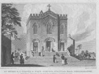 St. Peter's R.C. Chapel and Free Sc