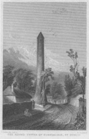 The Round Tower Of Clondalkin