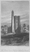The Round Tower, Belfry, & Church,